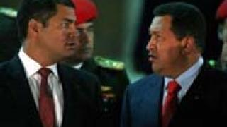 Чавес намекна за нов конфликт с Колумбия