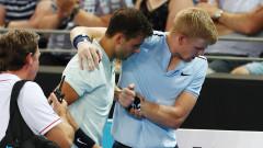 Григор Димитров печели още и още фенове с благородството си