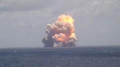 Руският танкер, който избухна в Азовско море, е бил в добро състояние