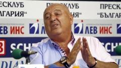 Венци Стефанов: Нека малко стиснем дупетата! Домусчиев вече е на толкова високо ниво...