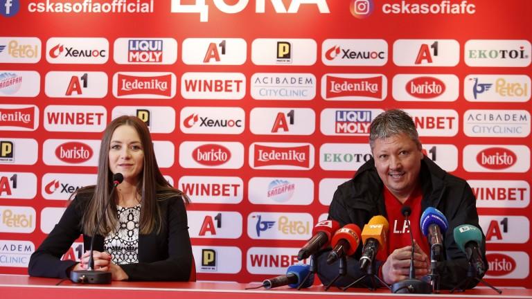 Пенев: Всеки в ЦСКА може да играе и да не играе, съветите на Петрович са ми ценни