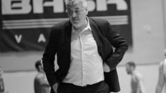 БК ЦСКА: Спас Натов е безкористният труженик на полето на българския баскетбол