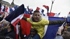 Франция избра Еманюел Макрон