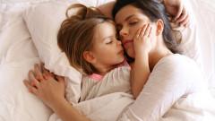 В едно легло с детето