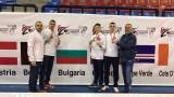 Българските таекуондисти превзеха Африка - два златни и един бронзов медал