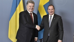 Порошенко сигурен, че Тръмп подкрепя Украйна срещу Русия