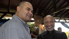 Легенда на Колумбия спасил Хосе Луис Чилаверт от наемен убиец