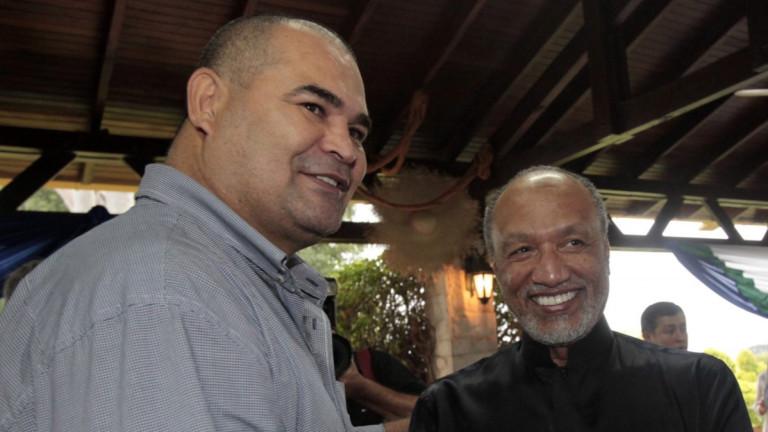 Бившият нападател на колумбийския национален отбор Фаустино Асприля разкри, че