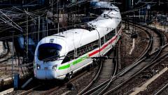 Германските железници с национална стачка за 3,2% увеличение на заплатите
