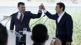 Историческа победа, да живее Преспанското споразумение, обяви Заев