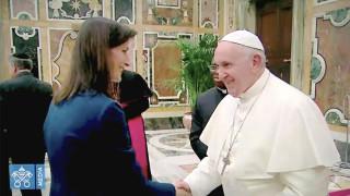Папа Франциск и Габриел призовават за единство и защита на децата в дигиталния свят