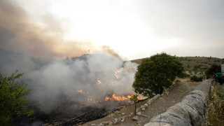 5 жертви на огнения ад в Калабрия