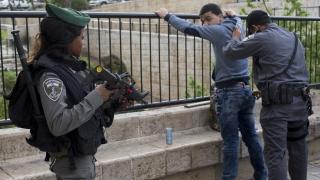 Израелската армия застреля трима палестинци