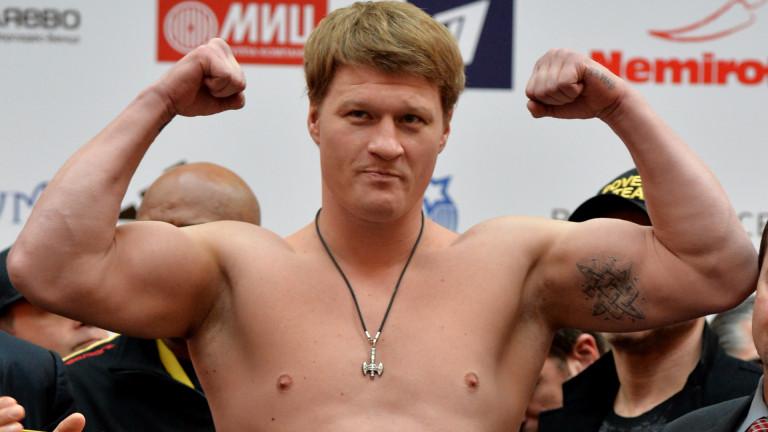 Александър Поветкинкоментира предстоящия си боксов сблъсък срещу Антъни Джошуа. Двубоят
