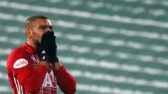 ЦСКА заплашва Мауридеш с глоба