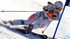 Елизабет Гьоргъл спечели спускането за Световната купа