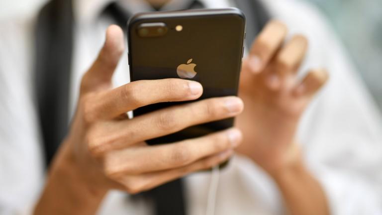 Apple използва малък трик, за да остане на най-големия пазар на смартфони