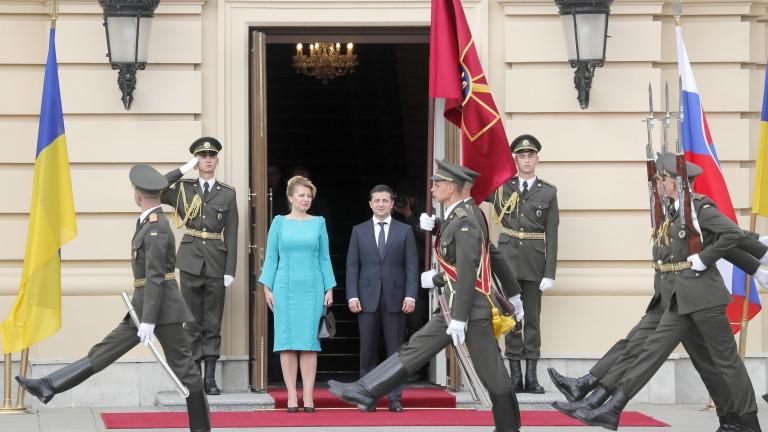 Президентът на Украйна Владимир Зеленски обяви основните си задачи по