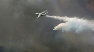 """Руски самолет за борба с пожари """"Бериев"""" се разби в Турция"""