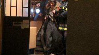 Пиротехника взриви столичен апартамент