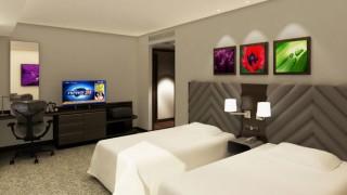 Печалбата на хотелите от стая в Европа се срина със 115% през март