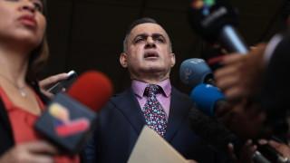 Главният прокурор на Венецуела осъди US блокадата