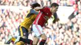 Андер Ерера няма да напуска Манчестър Юнайтед