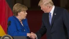 САЩ и Германия – единодушни по отношение на Русия