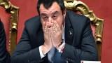 Сенатът пожали Салвини - няма да му взима имунитета
