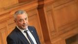 Валери Симеонов не се сърди за ветото на президента, който лесно се подвеждал