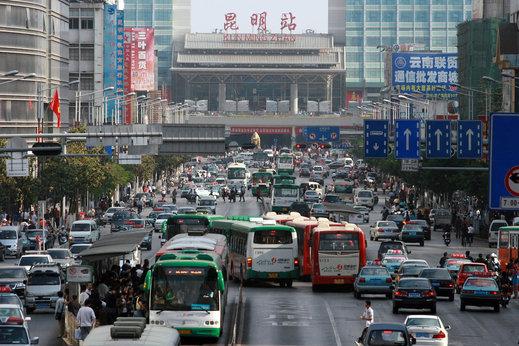 В коя провинция в Китай живеят колкото българите?