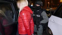 Задържаха 2 жени, издирвани в Белгия за трафик на хора и пране на пари