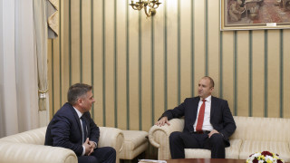 Президентът поискал независим нов главен прокурор пред Данаил Кирилов и Теодора Точкова