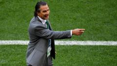 Хуан Антонио Пици: Владеем топката, но трудно създаваме положения