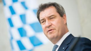 Премиерът на Бавария се озъби на Меркел, отхвърля повече пари за еврозоната
