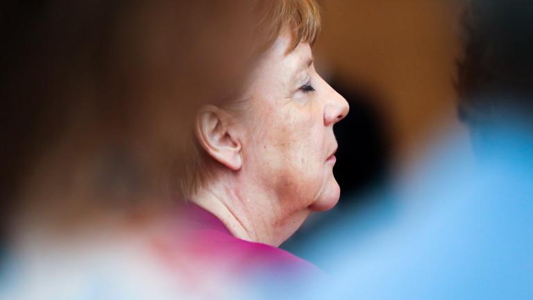 Меркел потвърди, че няма да заема пост в ЕС