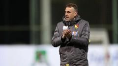 Ивайло Петев остана единственият претендент за селекционер на Босна