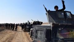 Иракската армия си върна центъра на Рамади