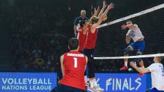 Волейболната Лига на нациите беше отложена