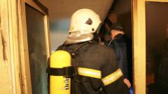 """Пламна къща в столичния квартал """"Малинова долина"""", огънят е погасен"""