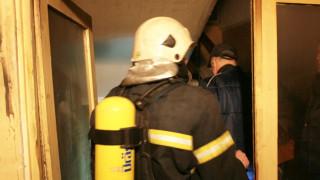 63-годишен мъж изгоря в дома си във Видинско