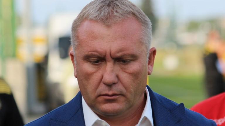 Николай Киров: Знам слабите страни на ЦСКА