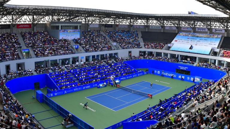 Всички резултати от ATP 250 в Ченду (Китай)