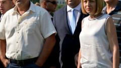 Премиерът Борисов и министър Кралев посетиха новия спортен комплекс в София