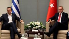 """Ципрас очаква """"исторически стъпки"""" в отношенията Гърция-Турция"""