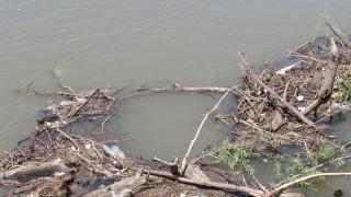 Скъсани диги на река Чая в пловдивско