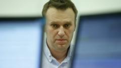 30 дни арест за Алексей Навални