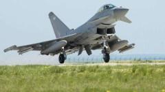 Британски изтребители в Румъния вдигнати заради руски самолети в Черно море