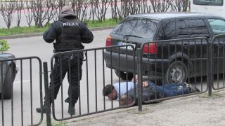 """Столични полицаи спипаха 400 гр кокаин и 5 кг марихуана в """"Манастирски ливади"""""""