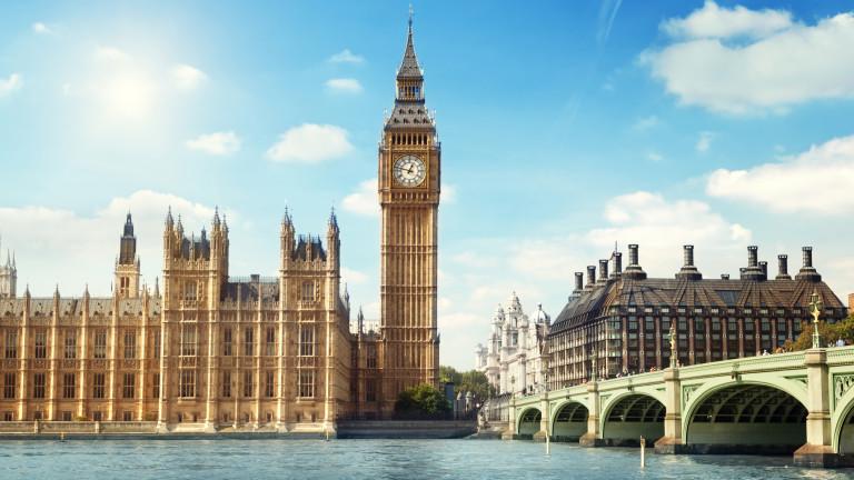 Нова забележителност в Лондон